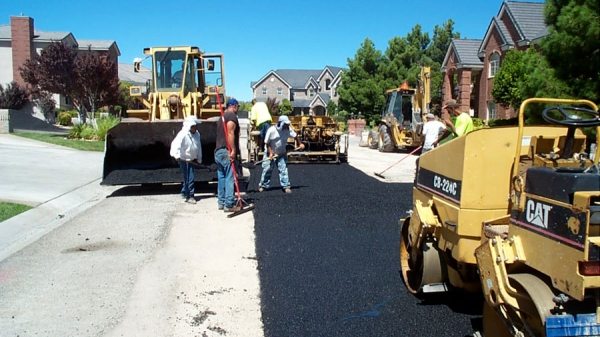 Asphalt Patching and Asphalt Milling For Trenches